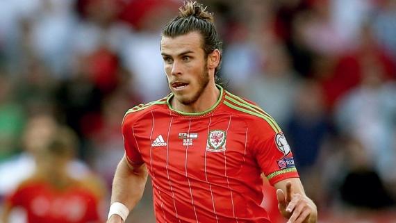 Wales danger-man Gareth Bale