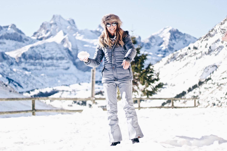 ropa esqui alpino