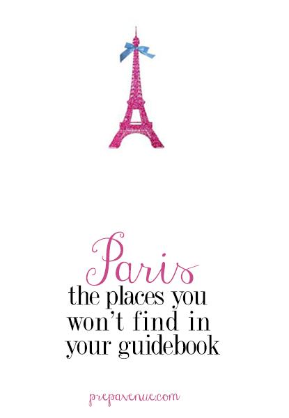 paris guide bok