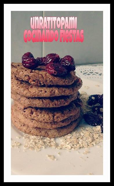 galletas-avena-arandanos-no lactosa