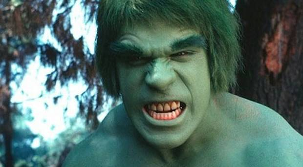 The Incredible Hulk (1977-1982) el nareswara