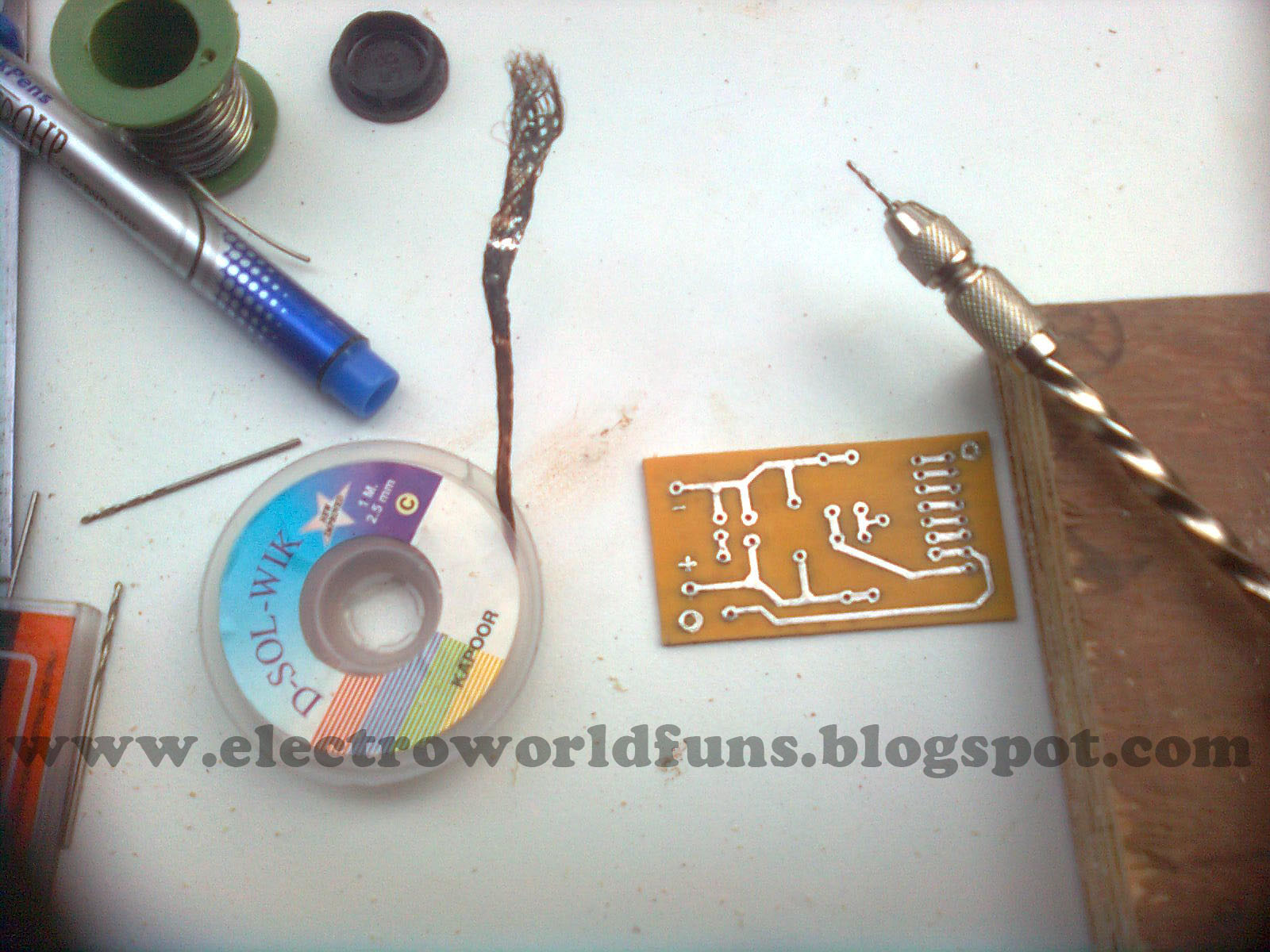 Making Your Own Printed Circuit Board Pcb
