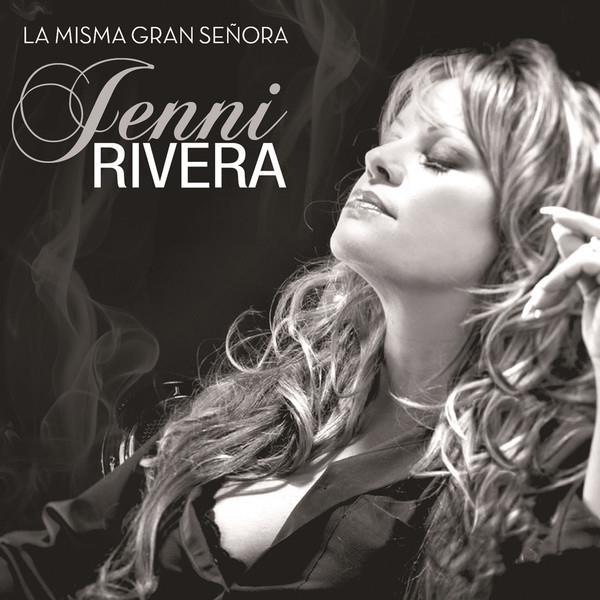 Jenni Rivera - La Misma Gran Señora (Disco / Album Oficial 2012)