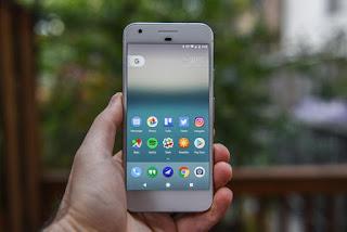 Google Pixel review & specs