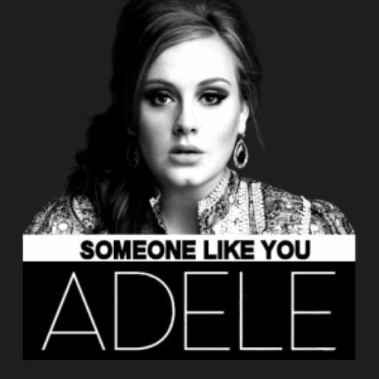 Chord Guitar Adele - Someone Like You