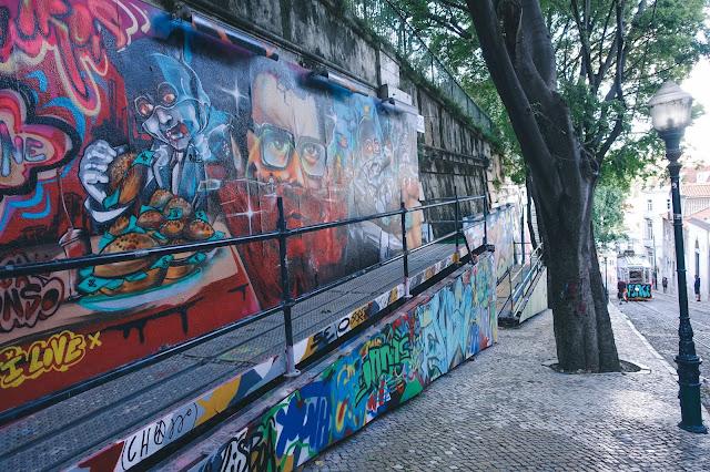 カルサーダ・ダ・グローリア(Calçada da Glória)