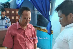 Efek Pilgub Lampung, Kepsek SMAN 1 Pardasuka Masuk Penjara