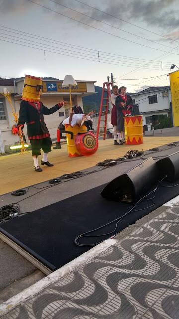 CIRCUITO SESC DE ARTES EM MIRACATU