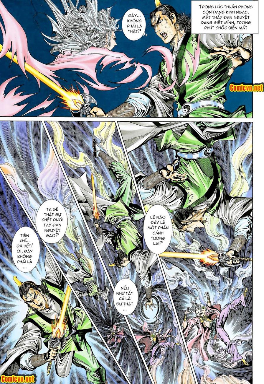 Đại Đường Uy Long chapter 82 trang 17