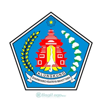 Kabupaten Klungkung Logo Vector