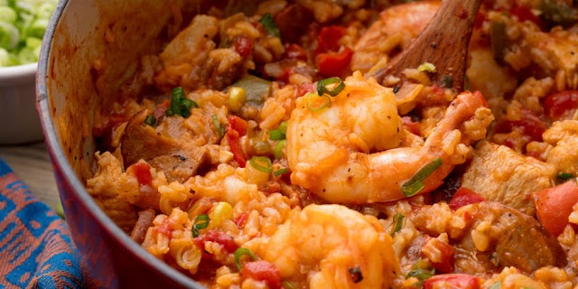 #Health : Salmonella #Outbreak in #Louisiana caused by 'jambalaya' dishes