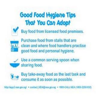 Safety Tips In Kitchen