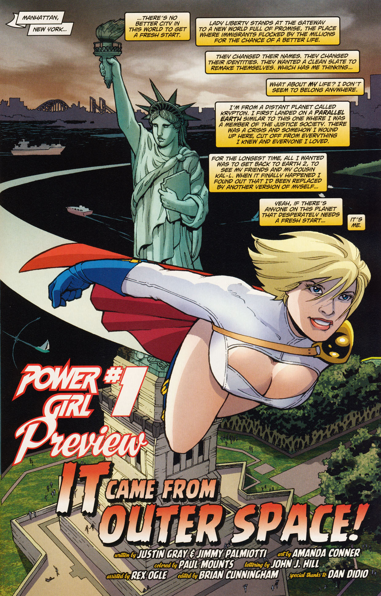 Read online Trinity (2008) comic -  Issue #44 - 25