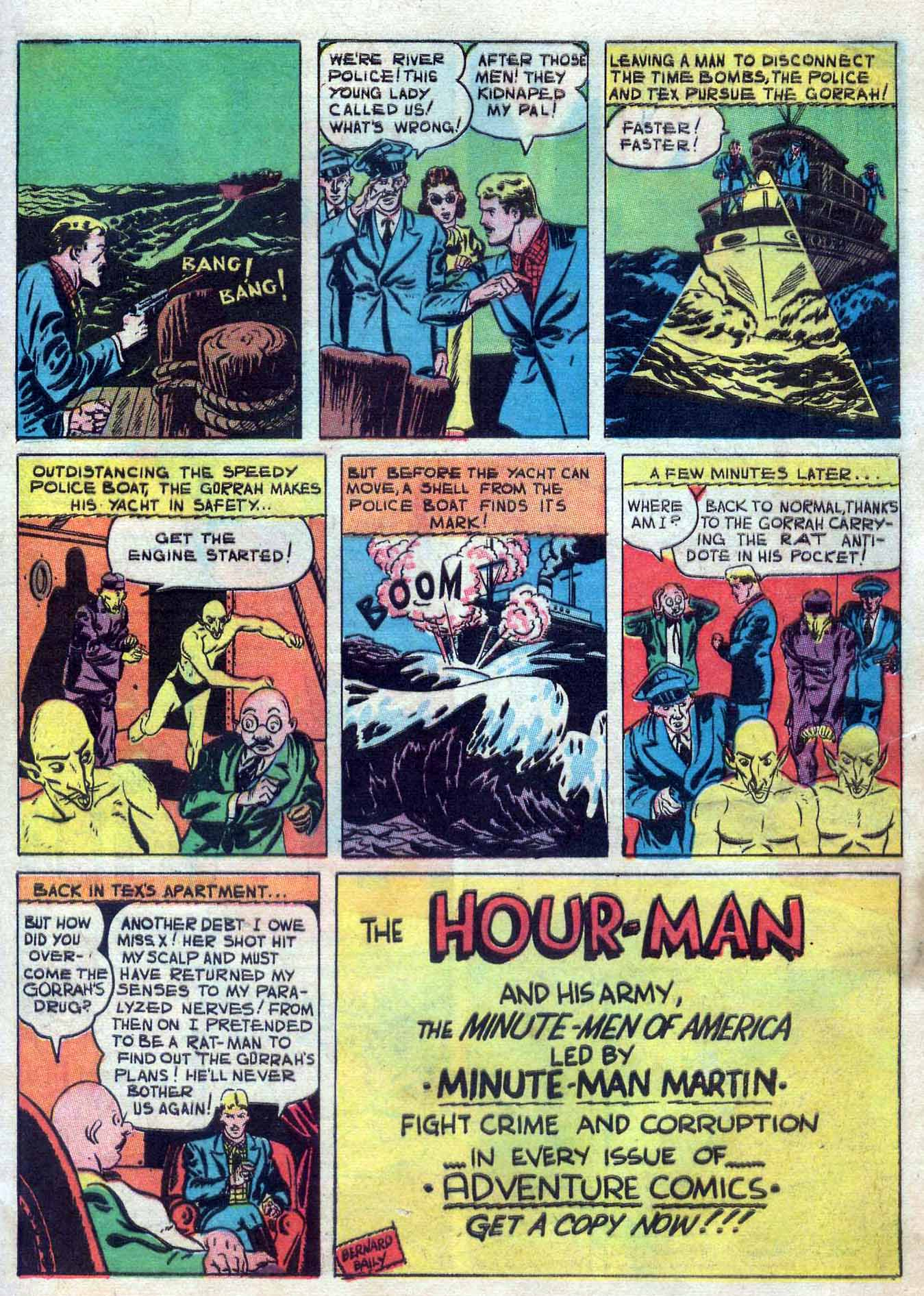 Read online Action Comics (1938) comic -  Issue #27 - 49