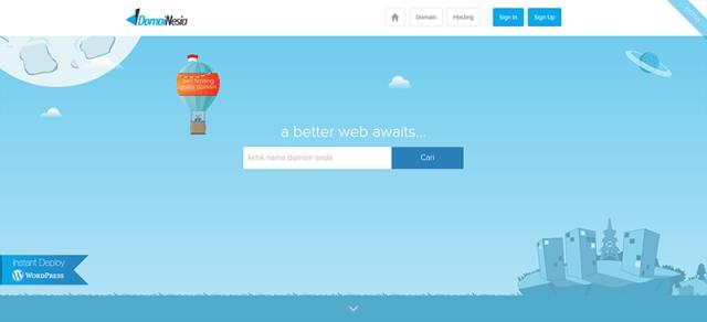 Kelebihan Hosting Dalam Negeri DomaiNesia untuk Situs Web Pribadi & Bisnis