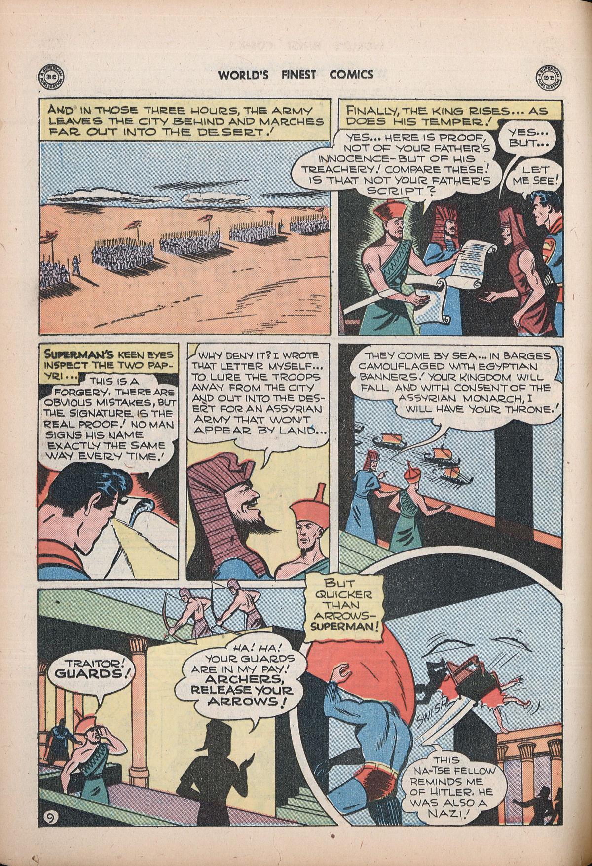 Read online World's Finest Comics comic -  Issue #32 - 68