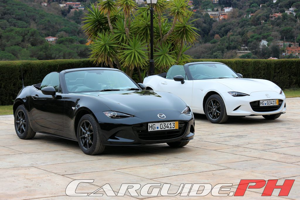 Breaking News Mazda Reveals Mx 5 Pricing For Philippines
