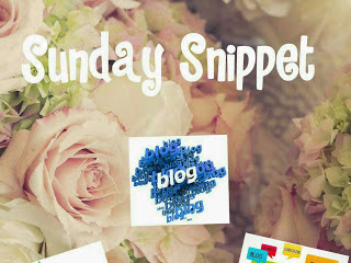 Sunday Snippet : Squidgy Moments Blog