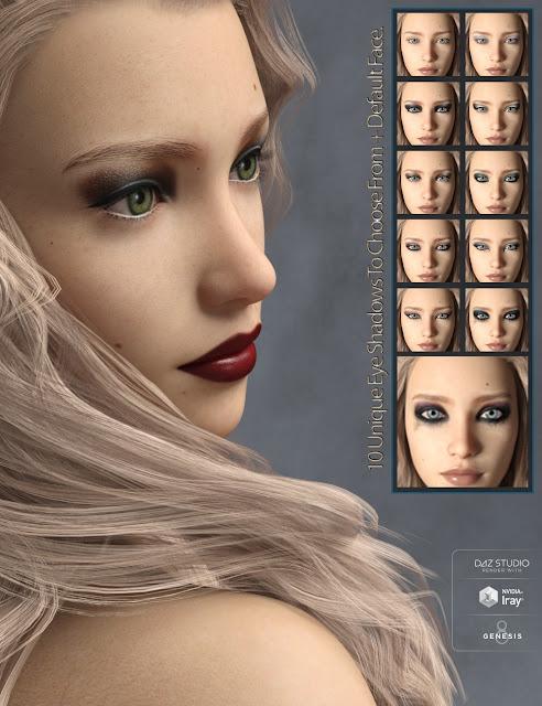Anastasia For Genesis 8 Female