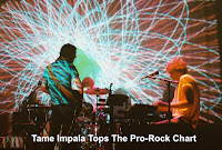 Tame Impala Tops The Pro-Rock Chart image