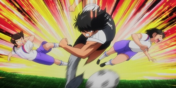 Download Captain Tsubasa 2018 Episode 33 Subtitte Indonesia