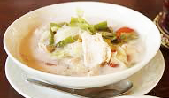 Spicy Thai Coconut Soup is Delicious and Healthy