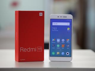 REDMI Y1 red box