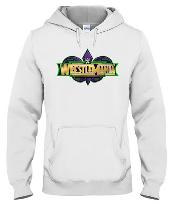 Wrestlemania 2018  Hoodie