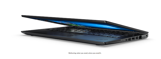 Lenovo ThinkPad T470s thin bussiness laptop