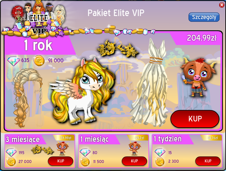how to get vip eyes on msp