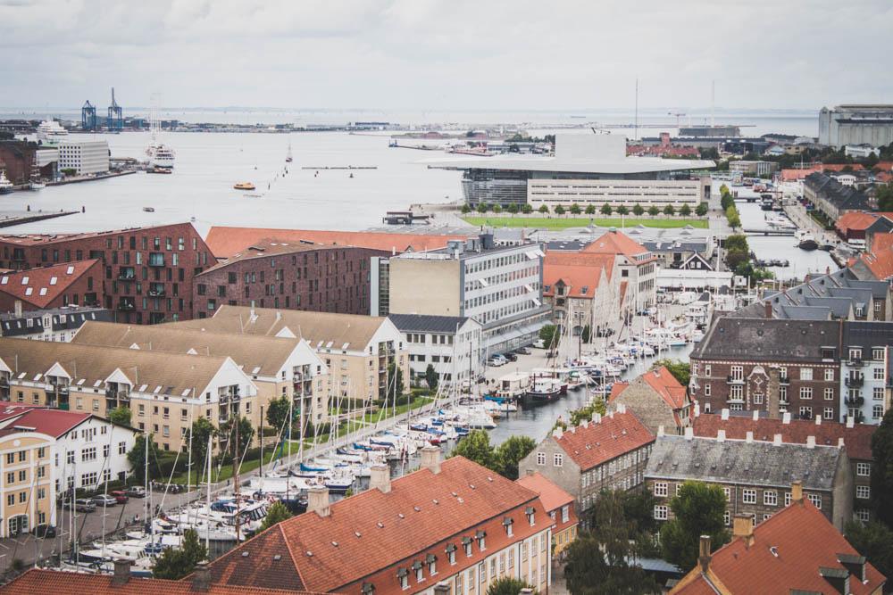 kesäloma Tanska