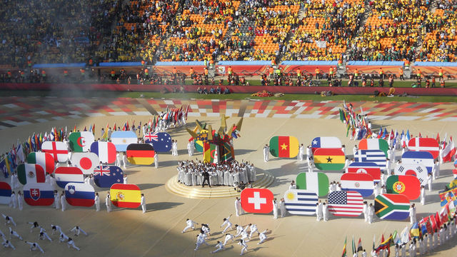 Fifa opening ceremony live streaming