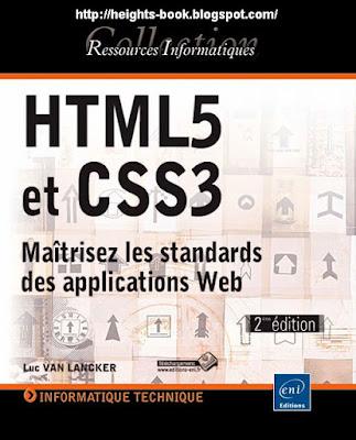 Télécharger Livre Gratuit HTML5 et CSS3 Maitrisez les standards des applications Web pdf
