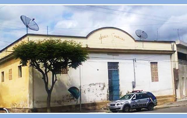 Cadeia Publica de Panelas (PE) 2015