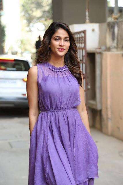 Lavanya Tripathi Stills At Intelligent Movie Interview