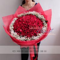 toko buket bunga, buket bunga mawar 100 tangkai, jual bunga buket, bunga ulang tahun, handbouquet, toko bunga di jakarta, toko bunga florist