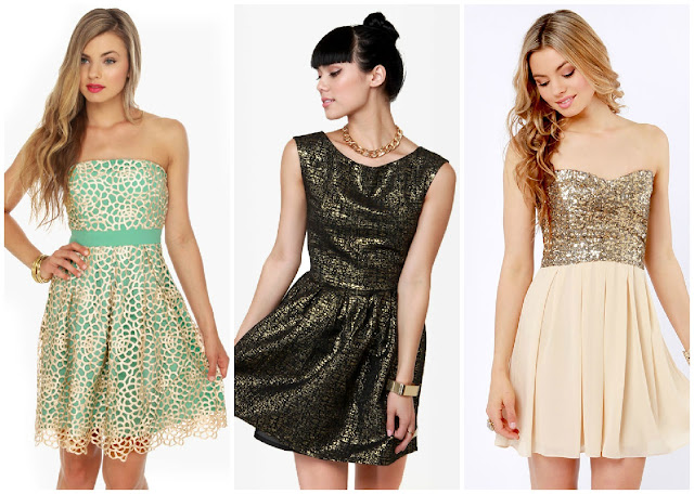 8 Party Prom Dresses By LULUS