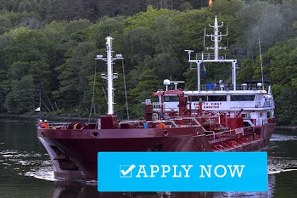 Recruitment Master For Bunkering Tanker Ship