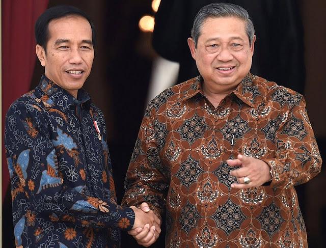 Kader PD Minta SBY Jauhi Jokowi, Ini Respon PDIP