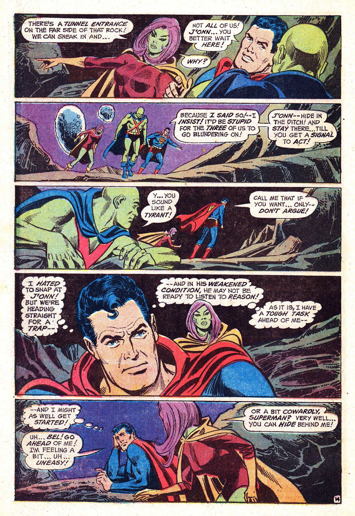 Read online World's Finest Comics comic -  Issue #212 - 18