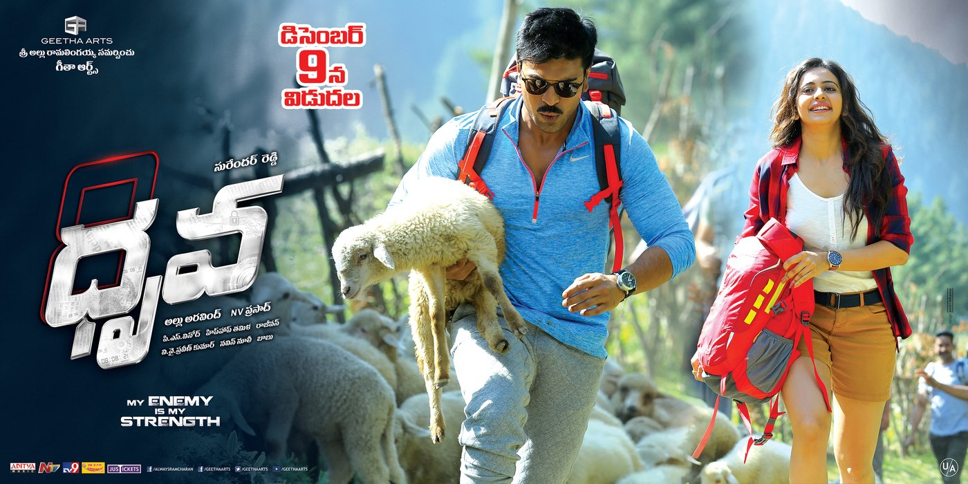 Dhruva movie first look wallpapers-HQ-Photo-3