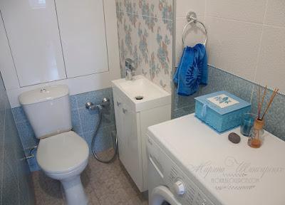 коробка для средств личной гигиены в туалете