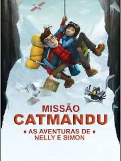 Baixar Missão Catmandu: As Aventuras de Nelly e Simon Torrent Dublado