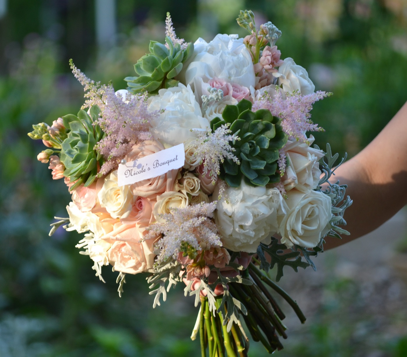 Wedding Flowers In May: Wedding Flowers From Springwell: May 2015