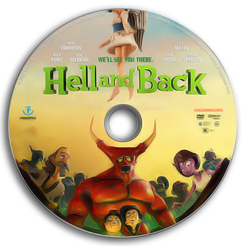 Voltando Do Inferno (Hell And Back) Torrent - WEB-DL