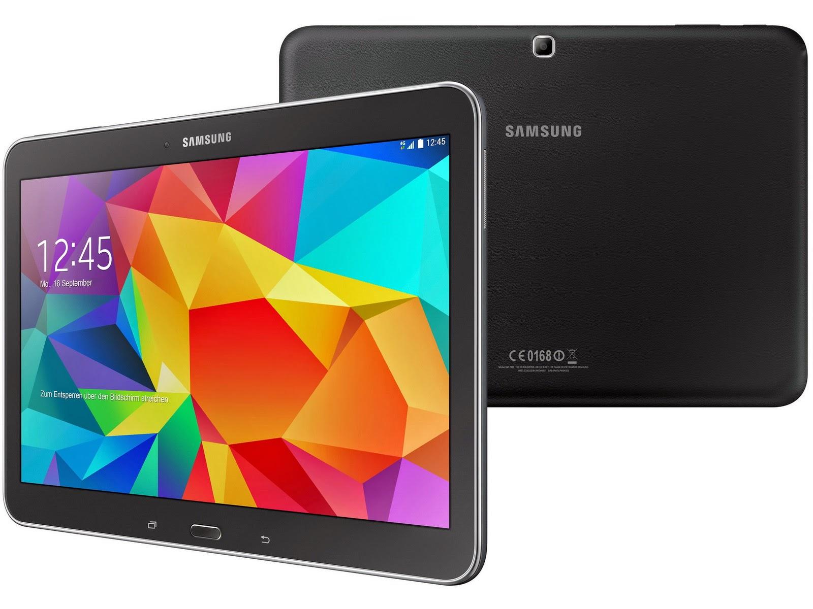 Harga Samsung Galaxy tab 4 10.1 inch Terbaru