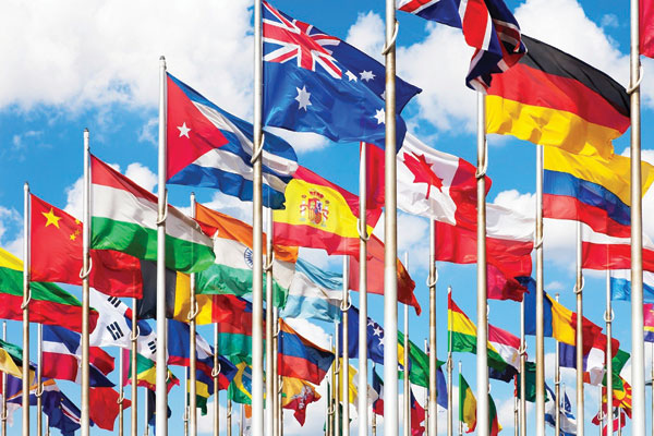 Lista de países que votaron la pérfida resolución de la UNESCO