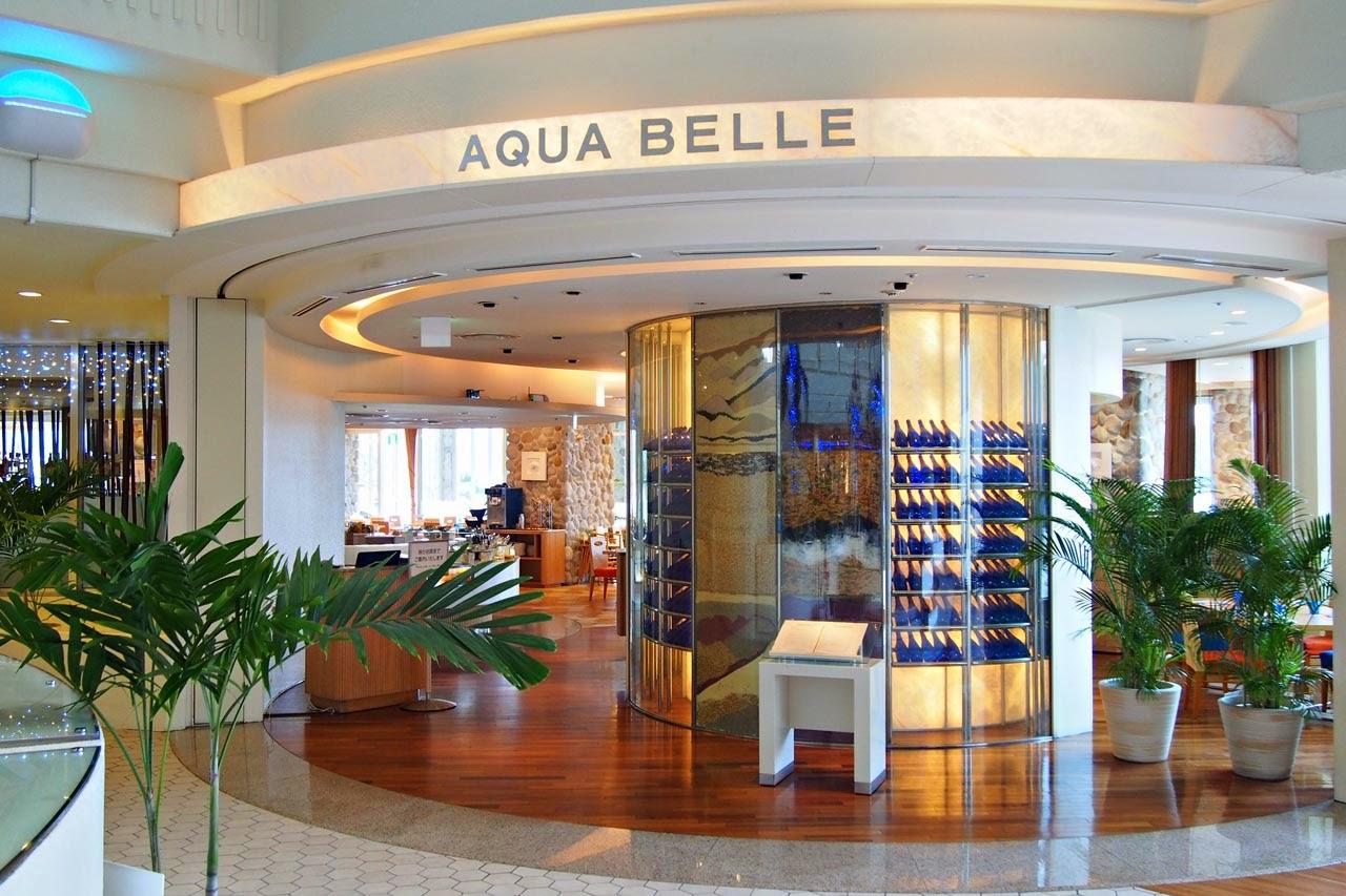 Image result for AQUA BELLE 沖繩 ana