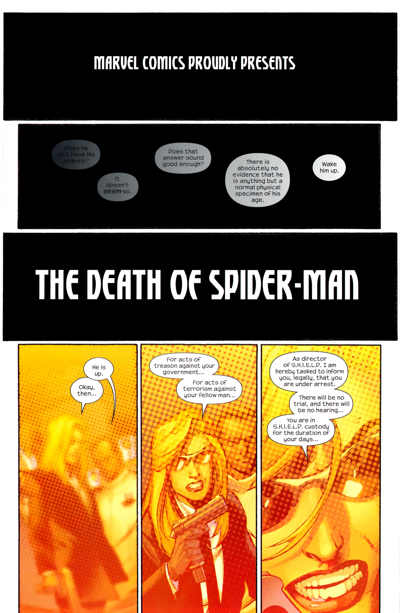 Read online Ultimate Spider-Man (2009) comic -  Issue #156 - 3