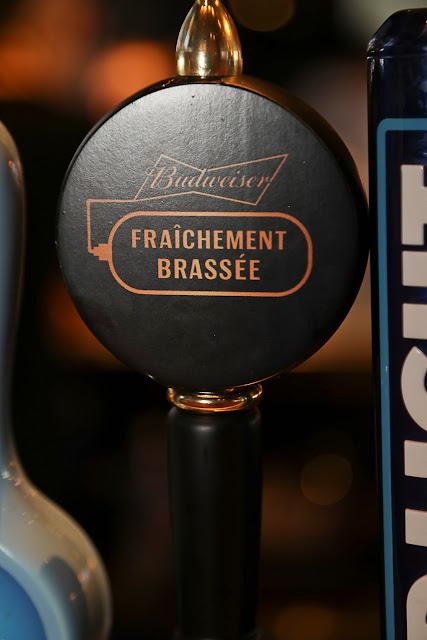 #Vindredi #FraichementBrassee - Budweiser Fraîchement Brassée